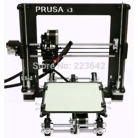 Wholesale 1 set Reprap Prusa Mendel i3 Rework D Printer PLA Plastic Parts KIT Printer Parts