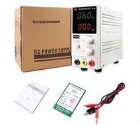 Wholesale V v v5a MCH K305D Mini Switching Regulated Adjustable DC Power Supply SMPS Single Channel V A Variable MCH K305D