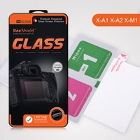 beveled glass edge - ReeShield D Beveled Edges Tempered Glass LCD Screen Protector for Fuji Fujifilm X A1 X M1 X100T