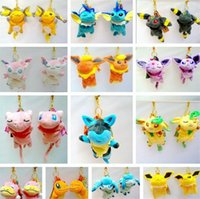Wholesale New Fashion Poke Toys cm Poke Center Plush Toys Pikachu Dolls Poke Mon Stuffed cartoon Toys