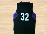 basketball clippers - 2016 New Clippers Blake Griffin Fashion Casual T shirts Mens Black new fabrics T Shirts Clothes Basketball Clothing