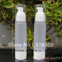 Cheap Plastic bottle with pump Best Pump Sprayer Personal Care airless bottle
