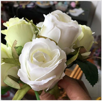 beautiful group - The new western style corsage The bride and groom groomsman group flower corsage wedding wedding high simulation beautiful