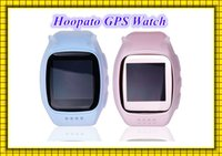 baby polish - Hoopato GPRS Watch Smart Kid Safe GPS Watch Wristwatch SOS Call Location Finder Locator Tracker for Kid Child Anti Lost Monitor Baby Gift