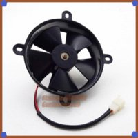 atv radiator - ATV Quad Radiator Cooling Fan For Chinese cc cc Quad Go Kart Buggy Wheeler Dirt Bike Moped Scooter Motorcycle