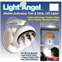 Wholesale New led emergency light Motion Activated Cordless Light Base Rotates PIR Motion Sensor Night Lights Lamps luz de emergencia