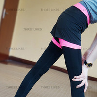 beach safe - New in Women Safe Running Yoga Quick Dry Beach Shorts Tight Lining Sport Pro Wearing Training Short Trousers Pantalones