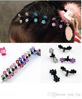 Wholesale 2015 NEW Children s Set auger hair pin Clip Hairpins Hairclips Headwear baby girl hair clips for hair headwear