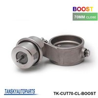 Wholesale Stainless Steel Exhaust Control Valve Set Boost Actuator CLOSED Style mm Pipe Pressure about BAR TK CUT70 CL BOOST
