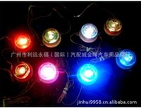 automobile application - Application of GT for automobile chassis lamp decoration colorful LED atmosphere lamp car