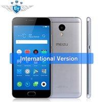 android international - Original Meizu M3 Note International Edition inch FHD P G FDD MTK Helio P10 Octa Core Cell Phone Fingerprint mAh