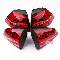 Wholesale For VW Golf GTI GTD MK7 OEM Genuine LED Taillights Tail Lamps Tail Light G0 G0 G0 F G