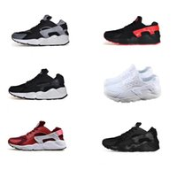 tenis - Cheap Air Huarache Running men shoes woman chaussure femme homme zapatillas deportivas women tenis sapatos zapatos Black Red White Sneaker