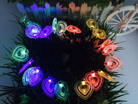 battery animated - Animated Solar Outdoor Christmas Decoration Lights Battery Operated Fairy Lights Twinkling Led Solar String Light for Yard Tree Lawn Festive