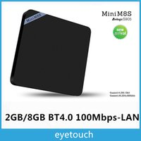 Cheap Dual Core Beelink MINI M8S Best Included 1080P (Full-HD) Amlogic S905