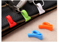 Wholesale 600 pairs creative anti lost bag hooks pc installed inside the built key holder key holders clip for easy carrying ZA0600