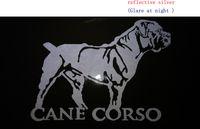animal head canes - Cane Corso cane da corso Cane Corso Italian dog cat vinyl decal lg Truck Dog Car Decal Vinyl Sticker