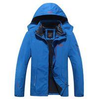 pizex - Fall Newest design Man s Pizex Outdoor Waterproof Windproof Mountain Warm Coat Jacket Climbing Jacket Men Pizex Large Size Sportswear