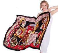 alice scarf - Silk High End Suzhou Silk Scarves Madam Silk Silk Gift Scarf Shawls Ambilight Alice Castle