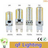 angle lamps - Dimmable G9 G4 E14 W W W W SMD AC V V AC v V LED Light Bulb chandelier lamp Beam Angle