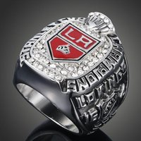 angeles anniversary rings - 2012 National Hockey League LA Los Angeles Kings Stanley Cup sale replica championship rings men jewelry STR0