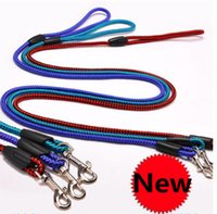 Wholesale 50PCS Pet Products Dog Supplies Dog Leads Cat Leads Leash More Colors Fashion Hot Sale