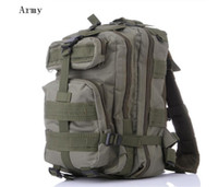 Wholesale backpack Sport Outdoor Camouflage Packs L High capacity waterproof bag gym bags Military Tactical Camping Molle Trekking bags