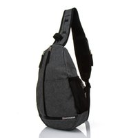 Wholesale Famous Brand Desinger Small Shoulder Bag Chest Pack Outdoor Travel Sport Sling Bag Backapck