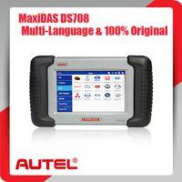 Wholesale Original Autel MaxiDAS DS708 Autel DS708 Maxidas DS708 Update Free On Offical Website Diagnostic Scanner Tool With Wifi Multi Language