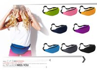 american fanny pack - DHL Free high quality cheap Fashion Unisex Bag Travel Handy Hiking Sport Fanny Pack Waist Belt Zip Pouch