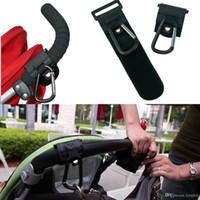 Cheap Universal Baby Pushchair Stroller Clip Pram Hook Pram Shopping Bag Hook Trolley H2010181