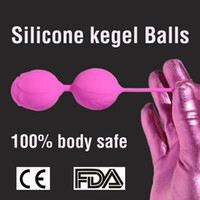 Wholesale Female Smart Ben Wa Ball Weighted Female Kegel Vaginal Tight Exercise Machine Vibrators Toys for Women Sex Toys for women