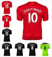 Wholesale Top quality New liverpooles soccer Jersey Best quality liverpooles soccer shirts football shirts