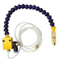 Wholesale 1 PC Mist Coolant Lubrication System For CNC Lathe Milling Drill Machine mm Air Pipe B Lemonstore B00376
