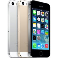 Wholesale Refurbished quot IPS HD Original Apple iPhone S G LTE Cell Phone iOS Dual Core A7 MP smartphone