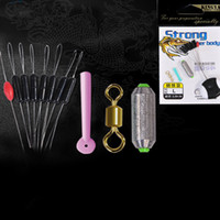 accessories competitions - Mainline Fishing Tackle Competition Rig Accessories Float Rests Space Beans Ring Quick Lead Sinker Loop