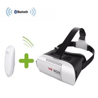Cheap New Generation VR Glasses And Bluetooth Wireless Mouse Remote Control Handle High Fidelit UAV Vision Computer Vision Fit For 3.5-6.0 Phone