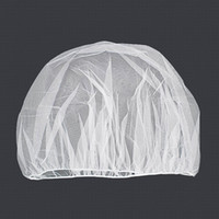 Wholesale 1Pcs White Infants Baby Stroller Pushchair Mosquito Insect Net Safe Mesh Buggy Crib Netting Cart Mosquito Net