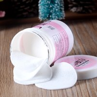 Wholesale Malian Deep Cleansing Facial Cleansing cotton towel eye lip makeup remover wipes