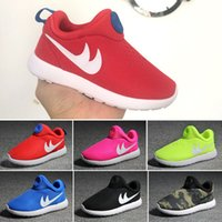 basketball techniques - Popular Childrens Running Shoes with Lace up Style Retro Athletic Kids Shoes for Outdoor with DMX Technique