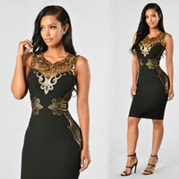 Wholesale Sexy Tight Pencil Evening Dress Fashion Design Lace Decoration Formal Prom Party Bandage Dresses Sexy Clubwear Slim Package Hip Dresses