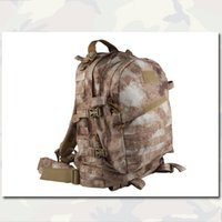 backpack color camo - EMERSON DAY Assault Pack AT Comfortable Pack Tactical Army Small Backpack AT Nylon Material EM9007B Camo Outdoor Multi function Bags Gear