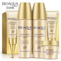 Wholesale Brand Face Skin Care Set Facial Cream g Eye Cream ml BB Cream ml Toner ml Essence Lotion ml Whitening Moisturizing Concealer