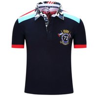 american golf clubs - DHl Free Fashion Top Golf club Fit men polo shirts Marshall Ocean Club cotton polo shirts Men turndown collar Tees polos