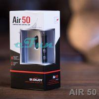 tiffany box - SmokJoy Air w Box Mod mAh TC Battery Mod Tiny Size VV Mod Black Silver Tiffany