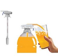 Wholesale The Magic Tap Electric Automatic Water Drink Beverage Dispenser Spill Proof TV