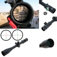 Wholesale High Quality Riflescopes Hunting Sight Sniper Scope Visionking X32GL Illuminated Red Green Dot Riflescope for Hunting