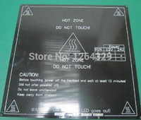 Wholesale D printer heatbed Heat bed MK3 standard aluminum plate mm hot bed reprap