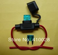 amp types - Accessories Cables Adapters Sockets WATERPROOF A AMP Inline Mini Blade Type Fuse Holder holder car holder fuse