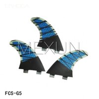 Wholesale New hot sell high quality FCS fins G5 surf fins for surfboard Tri set